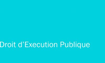 Droit d'exécution publique DEP
