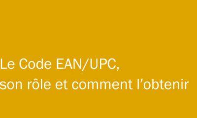 Code EAN ou UPC