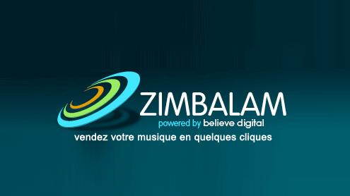 zimbalam Vendez votre musique sur internet avec Zimbalam