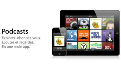 application podcast apple