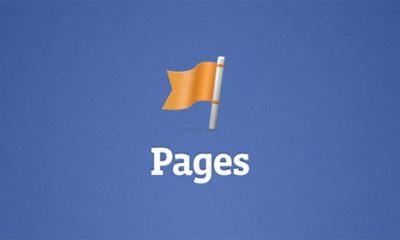 Application iphone Facebook Pages