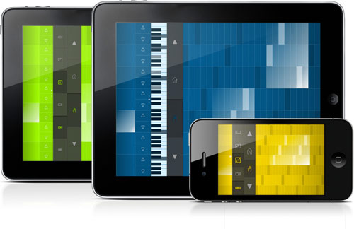 audanika soundprism SoundPrism, le piano pour iPad et iPhone