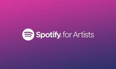 Spotify pour Artistes