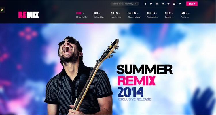 remix-theme-wordpress