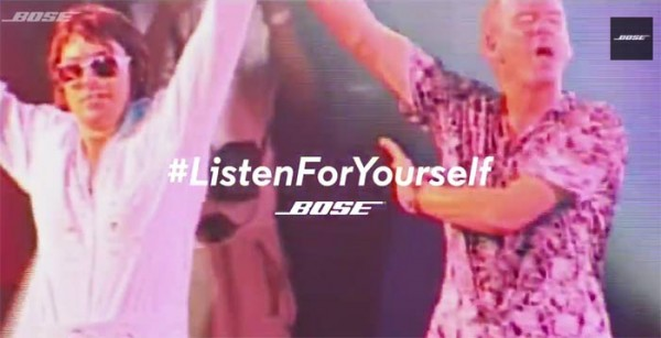 bose listen for yourself