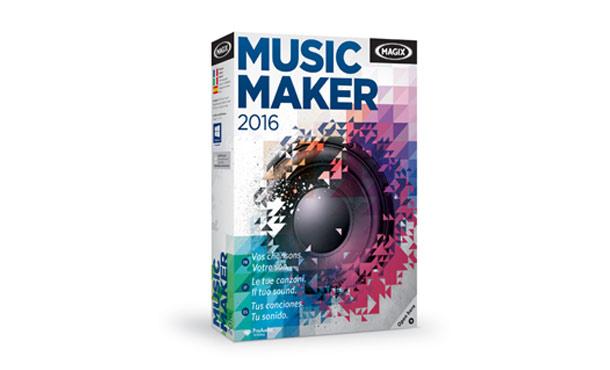 Music Maker 2016