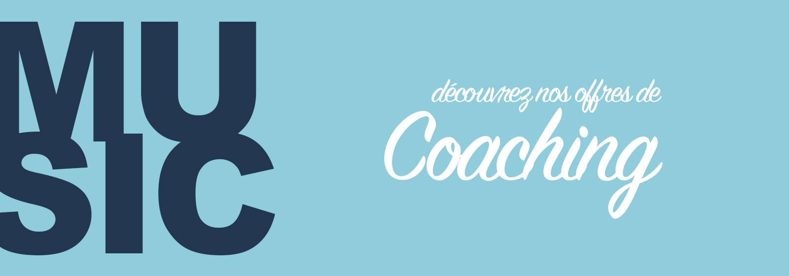 coaching musique